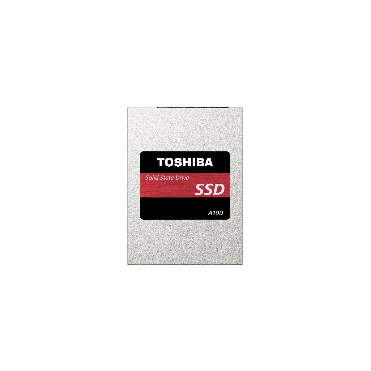 Disque ssd interne toshiba ssd 240go a100 - 2% de remise imm�diate avec le code : fete2