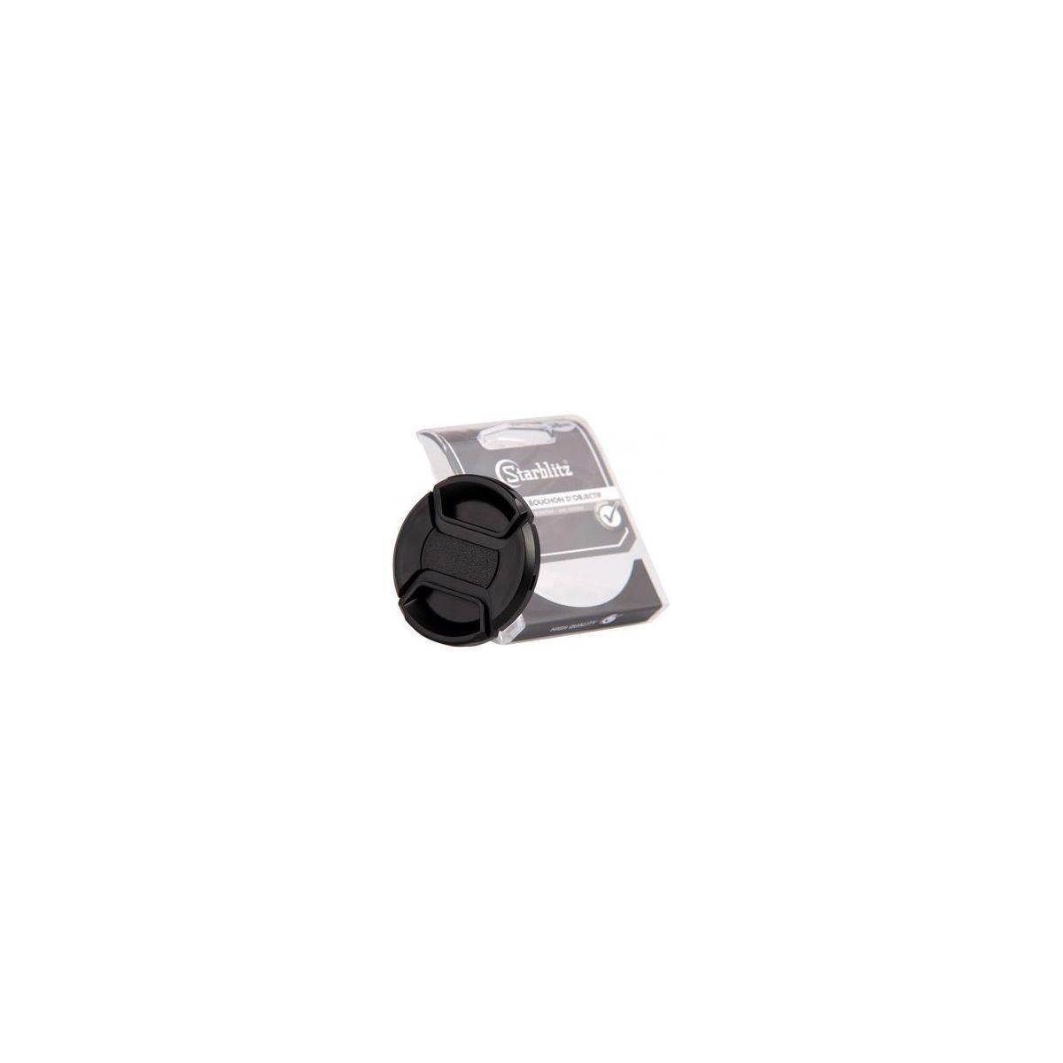 Bouchon d'objectif starblitz d'objectif 62mm (photo)