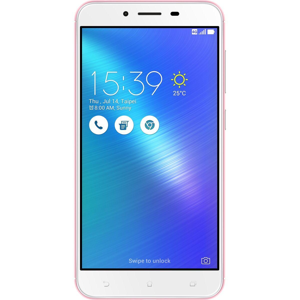 Smartphone asus zc553kl rose - 3% de remise immédiate avec le code : multi3