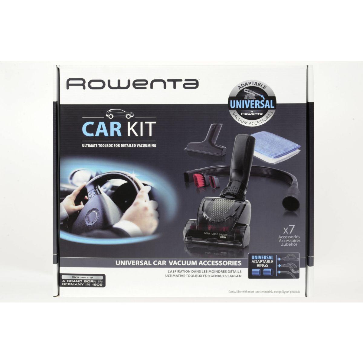 Kit rowenta zr001110 voiture - 20% de remise imm�diate avec le code : wd20 (photo)