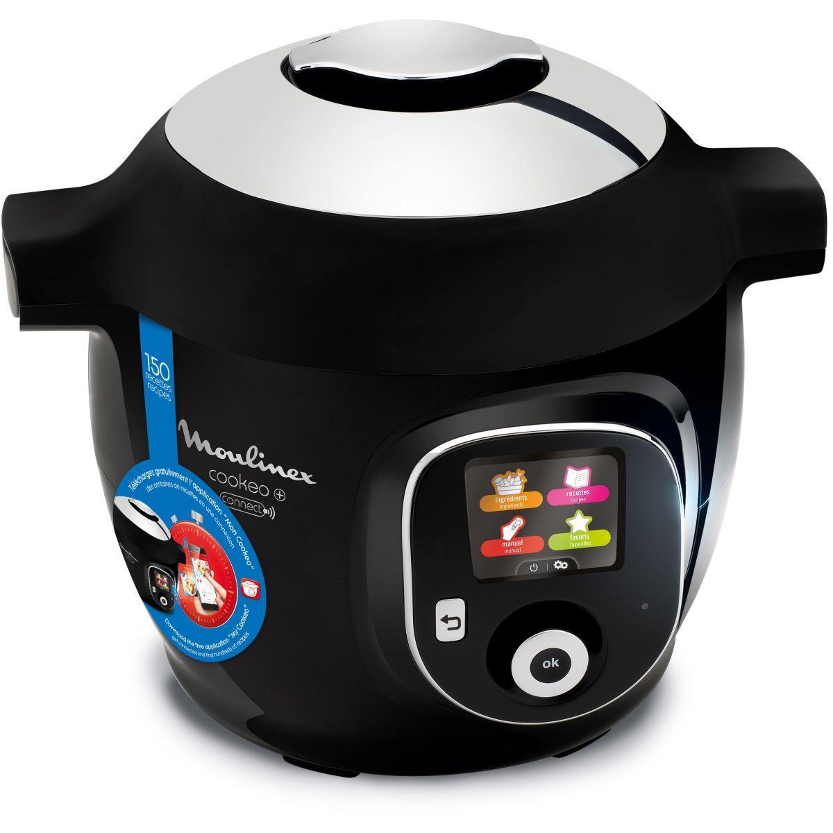 Cook�o connect� moulinex cookeo + connect yy2942fb (photo)