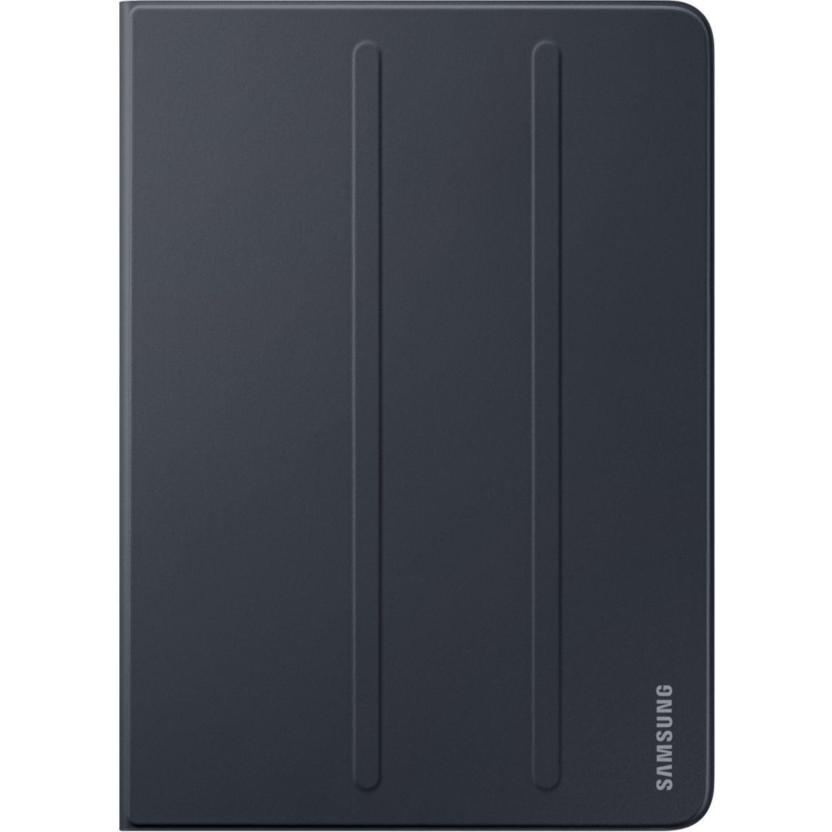 Etui tablette samsung book cover tab s3 noir (photo)