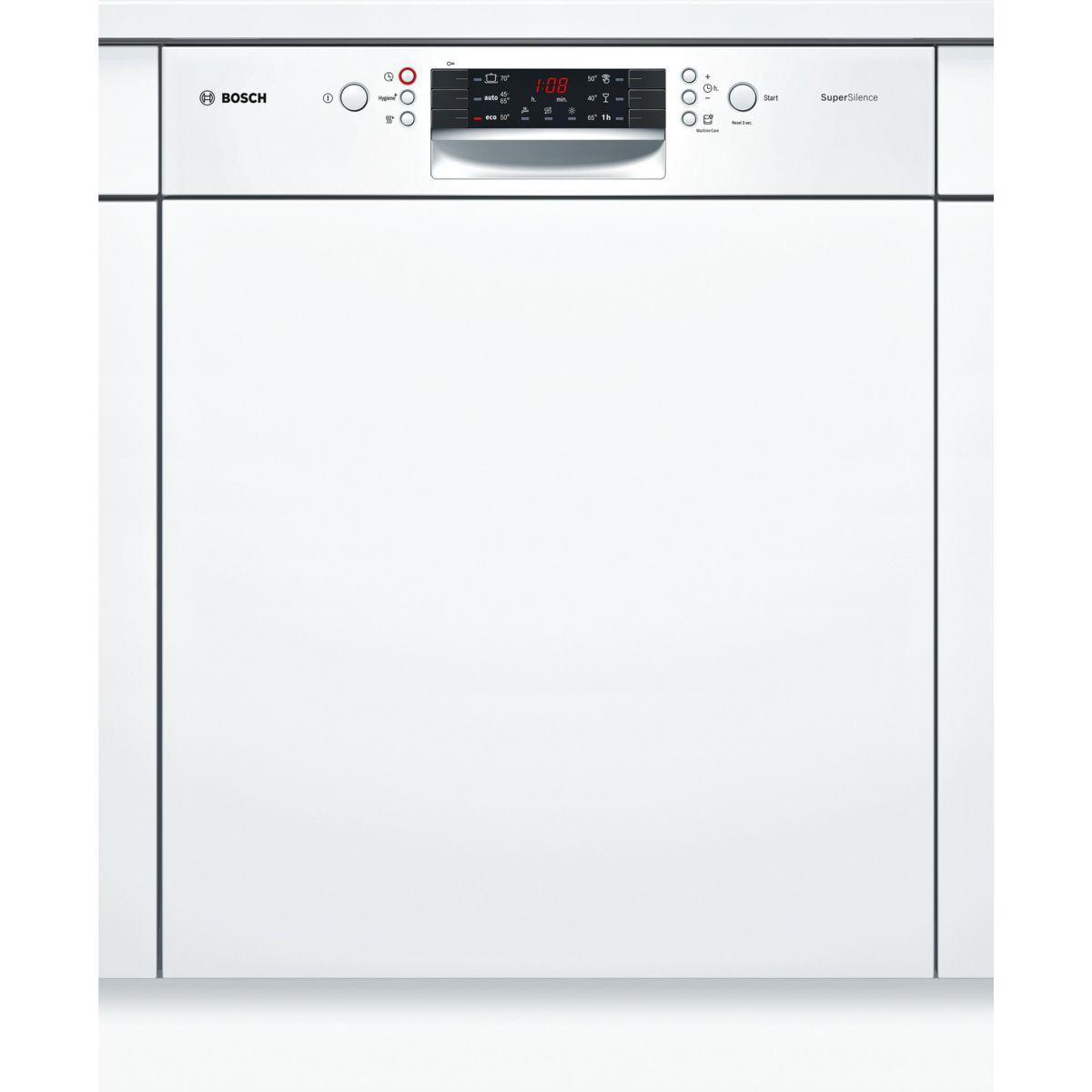 Lave vaisselle encastrable bosch smi46aw04e - livraison offert...