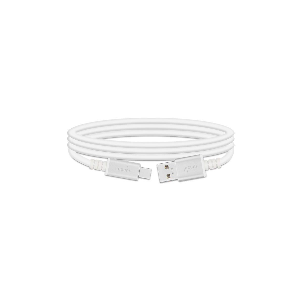 Adaptateur moshi usb-c v/ câble usb (photo)