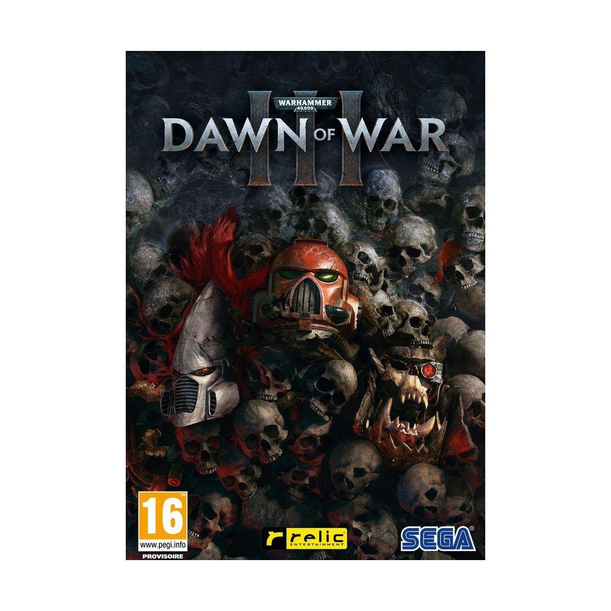 Jeu pc koch media warhammer 40.000 : daw - 3% de remise immédiate avec le code : multi3 (photo)