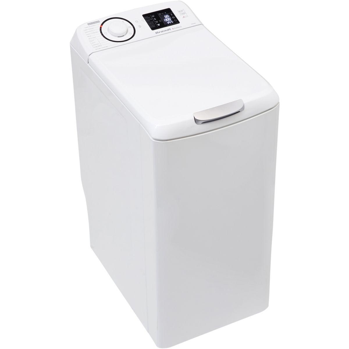 Lave-linge top brandt bt603m - 15% de remise imm�diate avec le code : wd15 (photo)