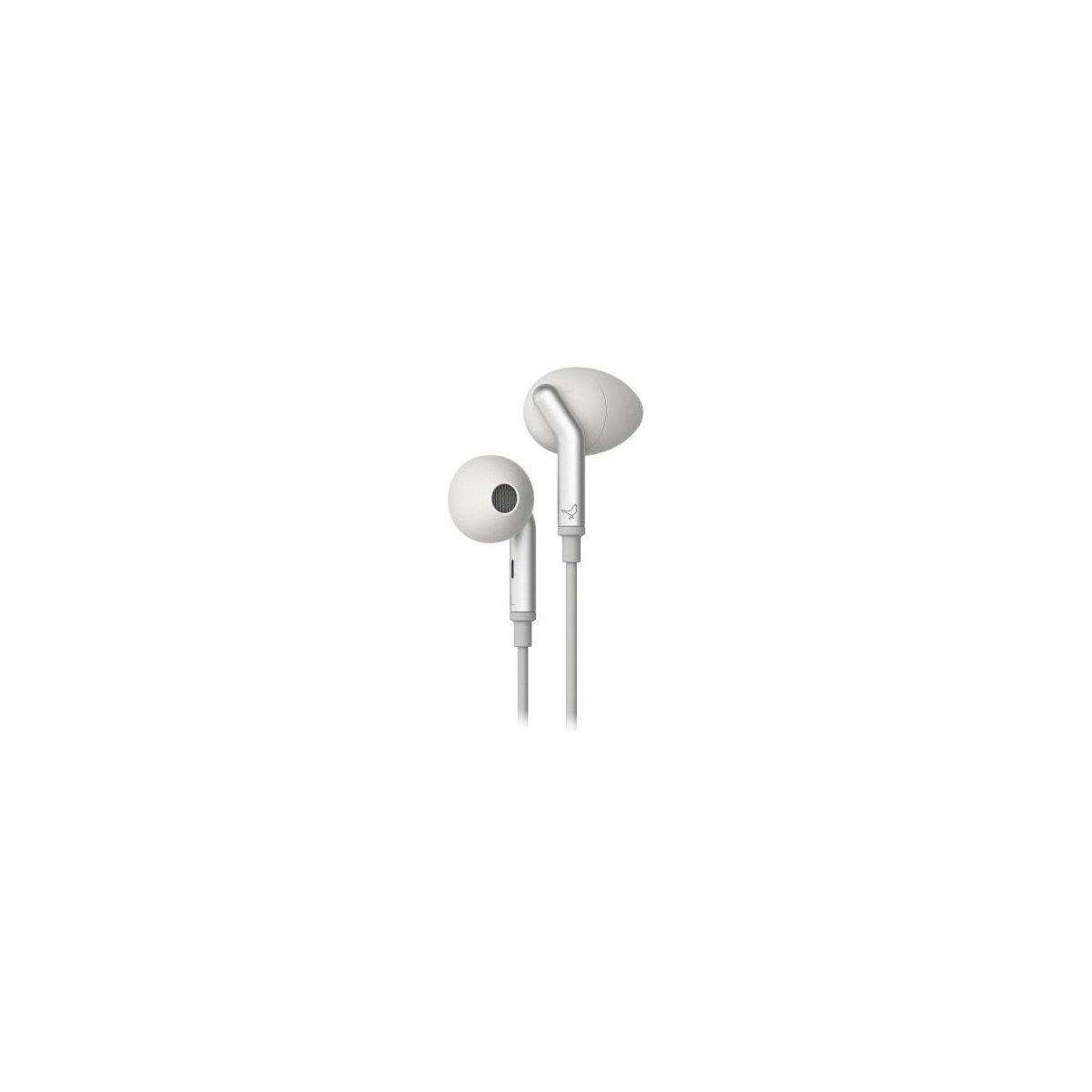 Ecouteurs libratone q adapt in-ear blanc - livraison offerte : code livrelais