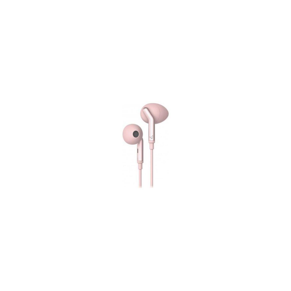 Ecouteurs libratone q adapt in-ear rose - livraison offerte : ...