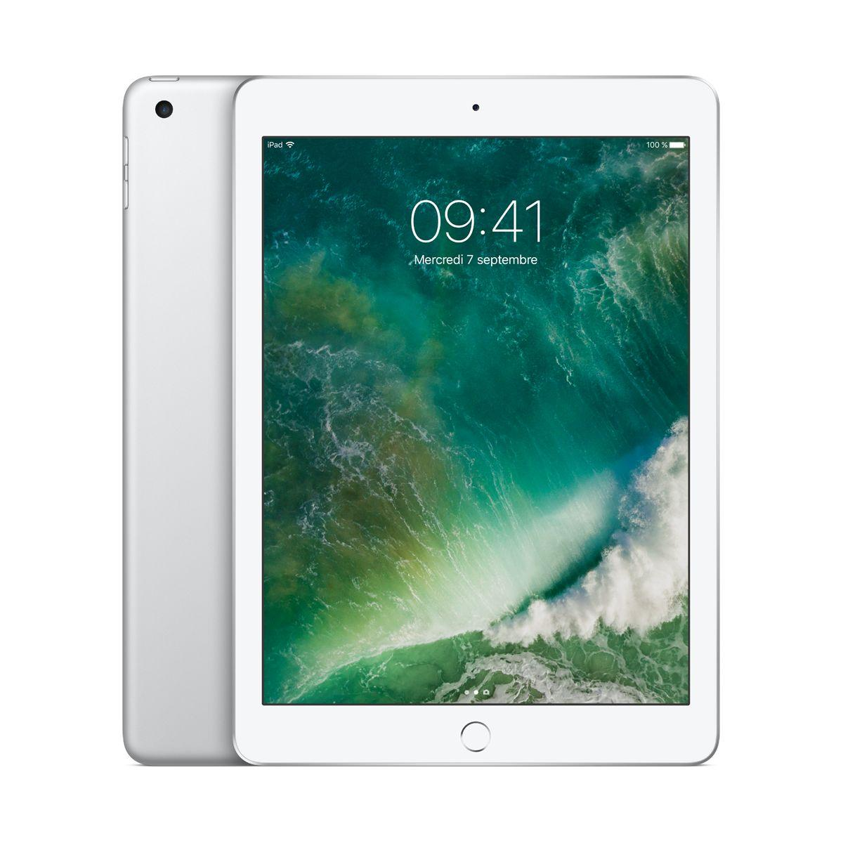 Tablette ipad new ipad 128go argent (photo)