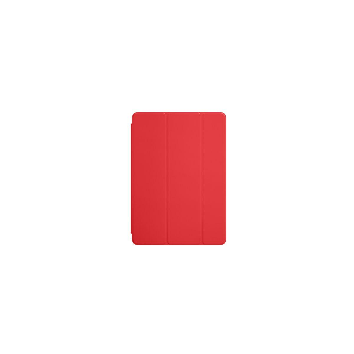Cover apple ipad rouge (photo)