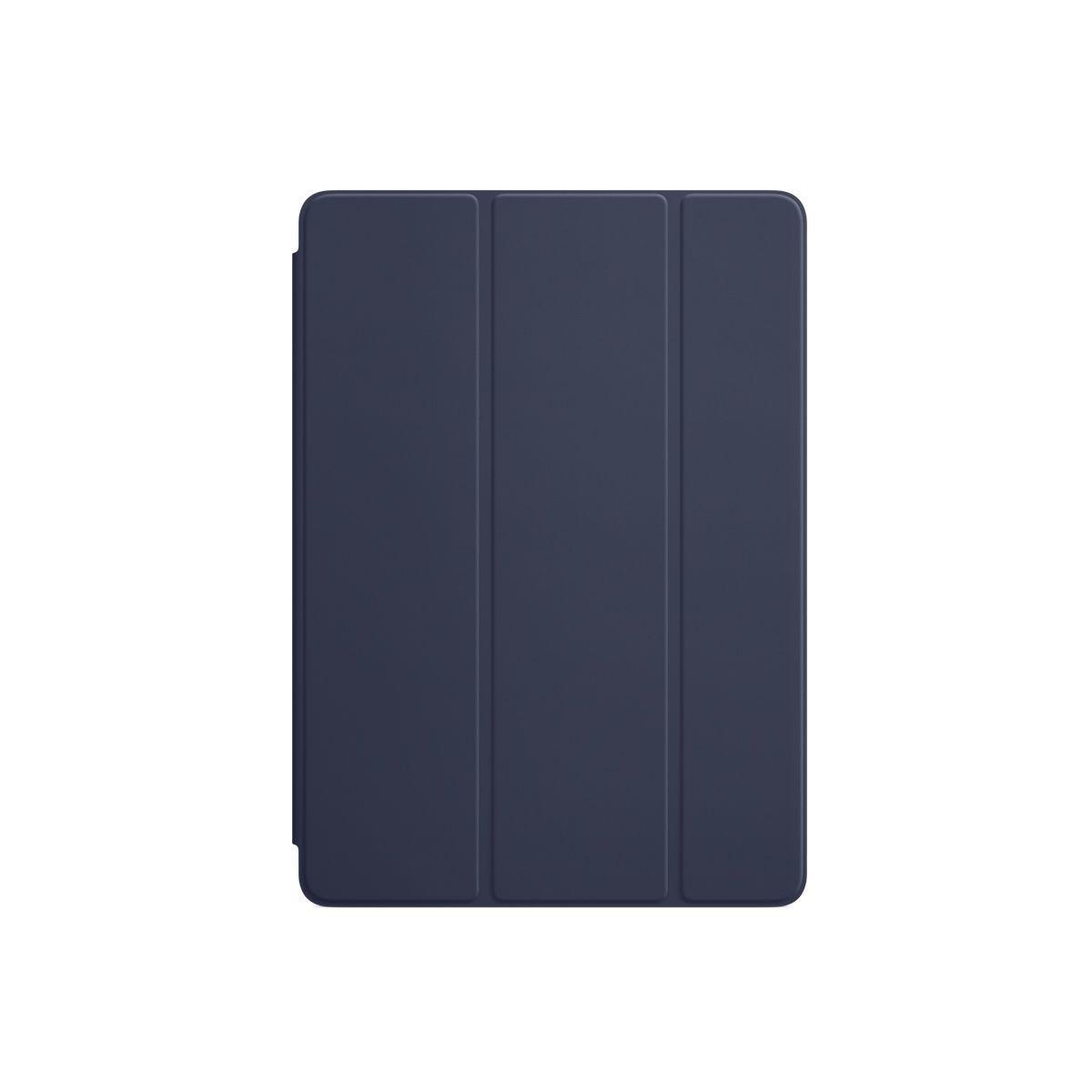 Etui tablette apple smart cover new ipad bleu (photo)