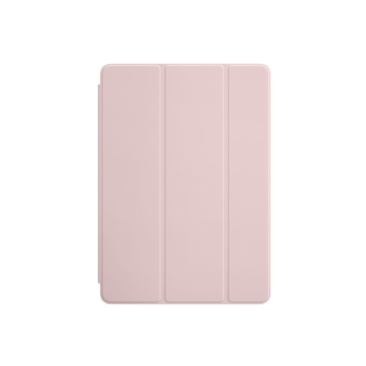 Etui tablette apple smart cover new ipad rose (photo)