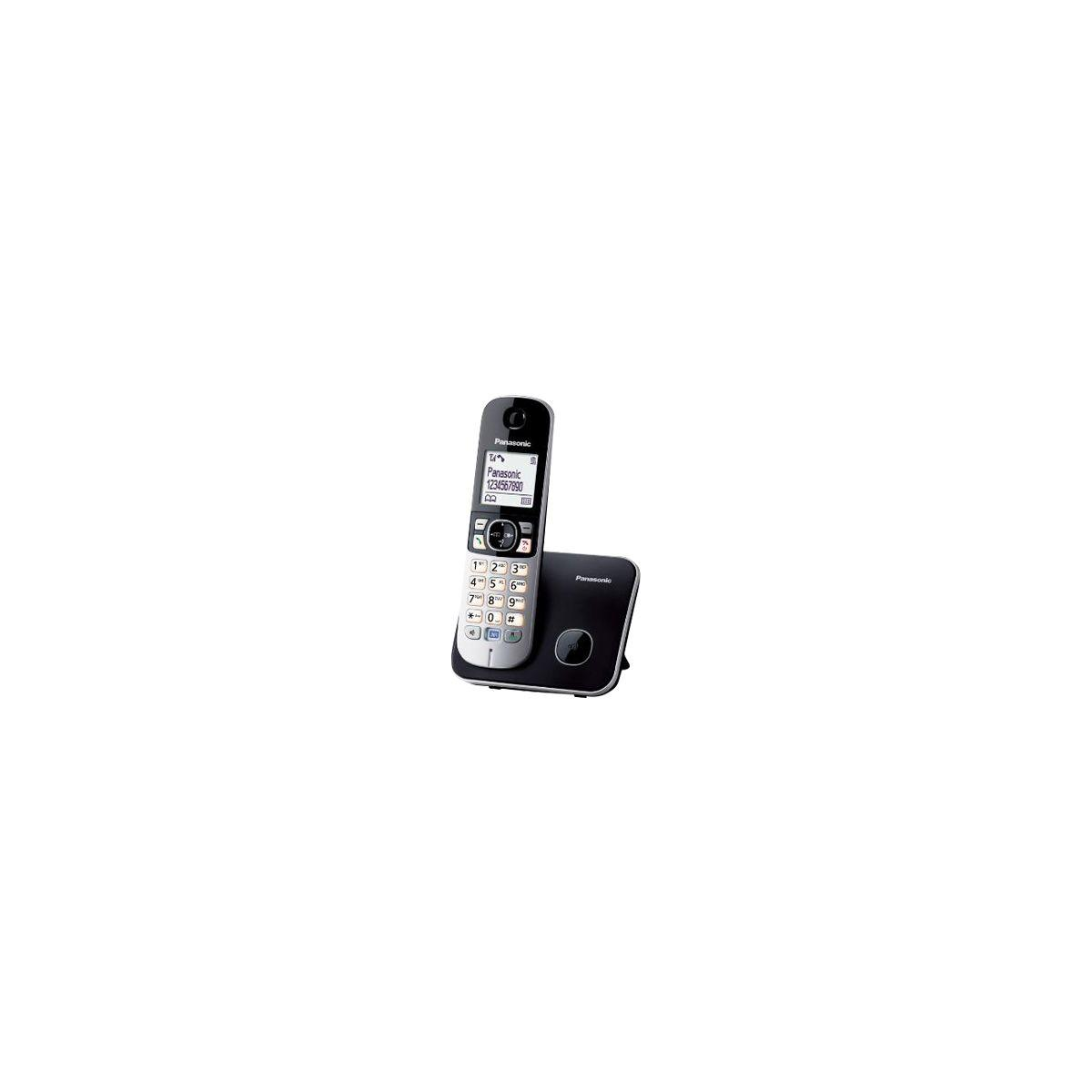 Téléphone panasonic kx-tg6811 - 3% de remise immédiate avec le code : multi3 (photo)