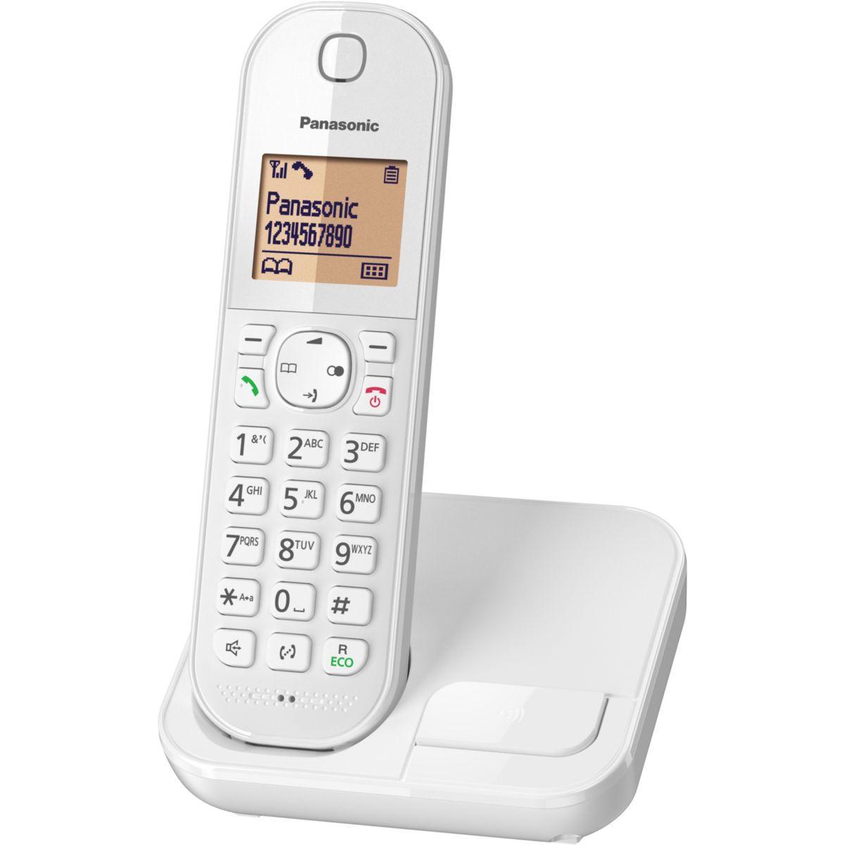 Téléphone panasonic kx-tgc410 - 5% de remise : code multi5 (photo)