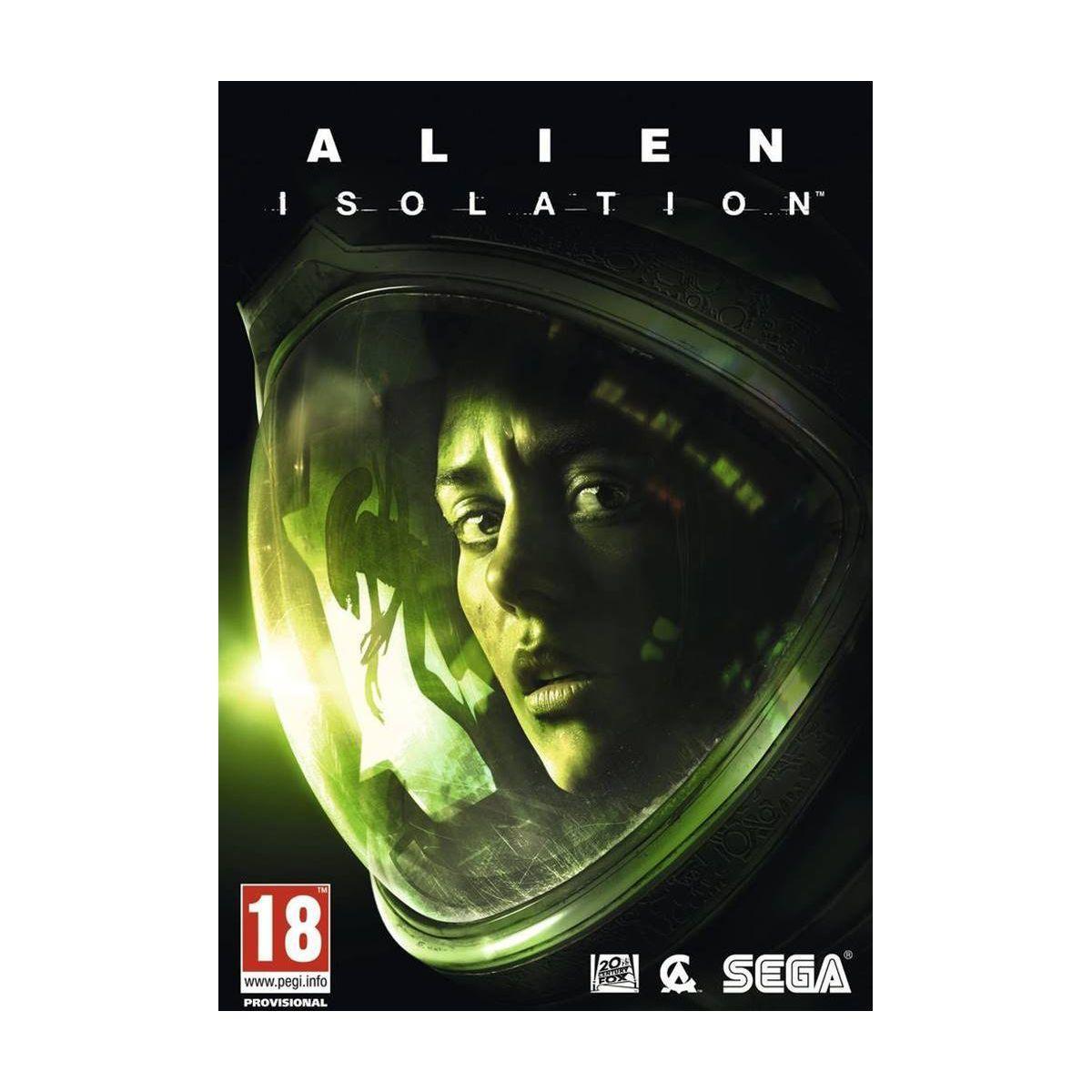 Jeu pc just for games alien isolation - 3% de remise immédiate avec le code : multi3 (photo)