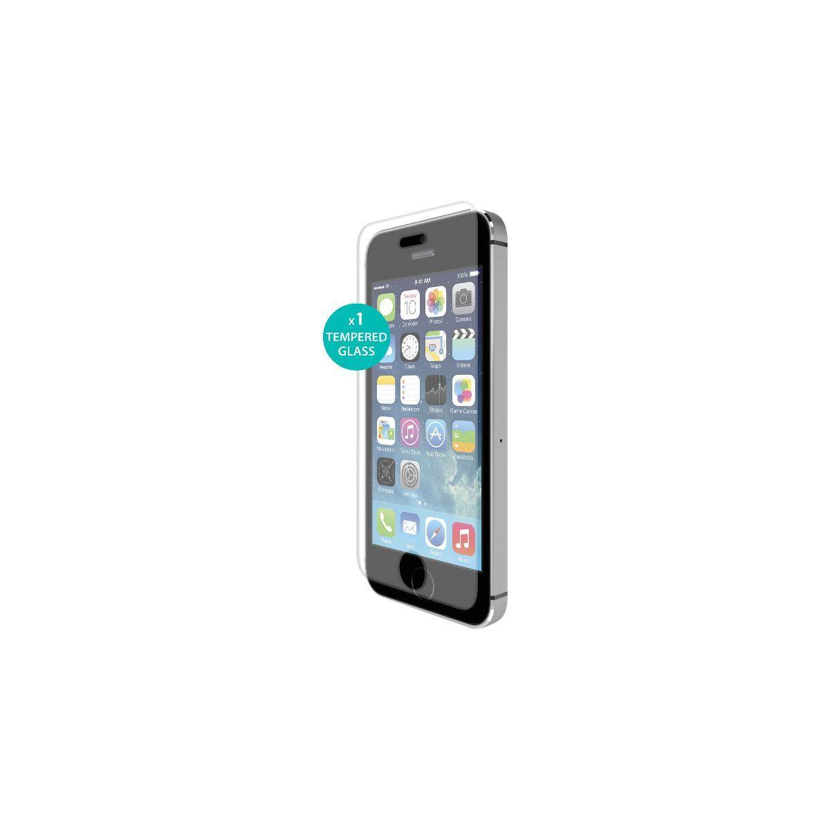 Protège écran puro verre trempé iphone 5 - 3% de remise immédiate avec le code : multi3