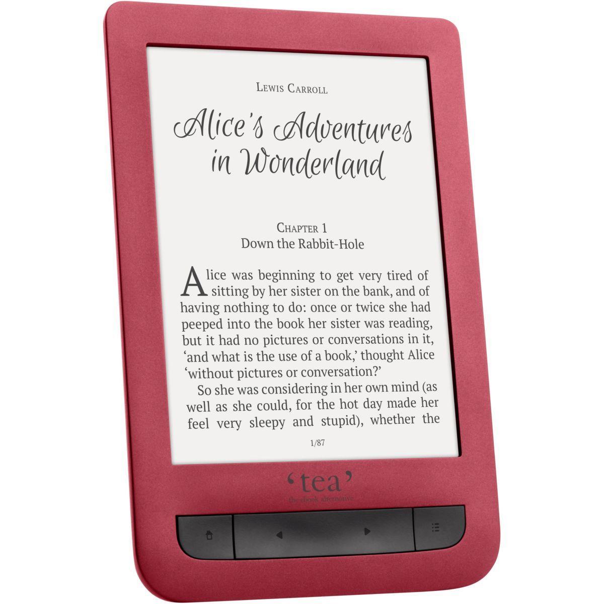 E-book tea touch lux 3 - 2% de remise immédiate avec le code : cool2 (photo)