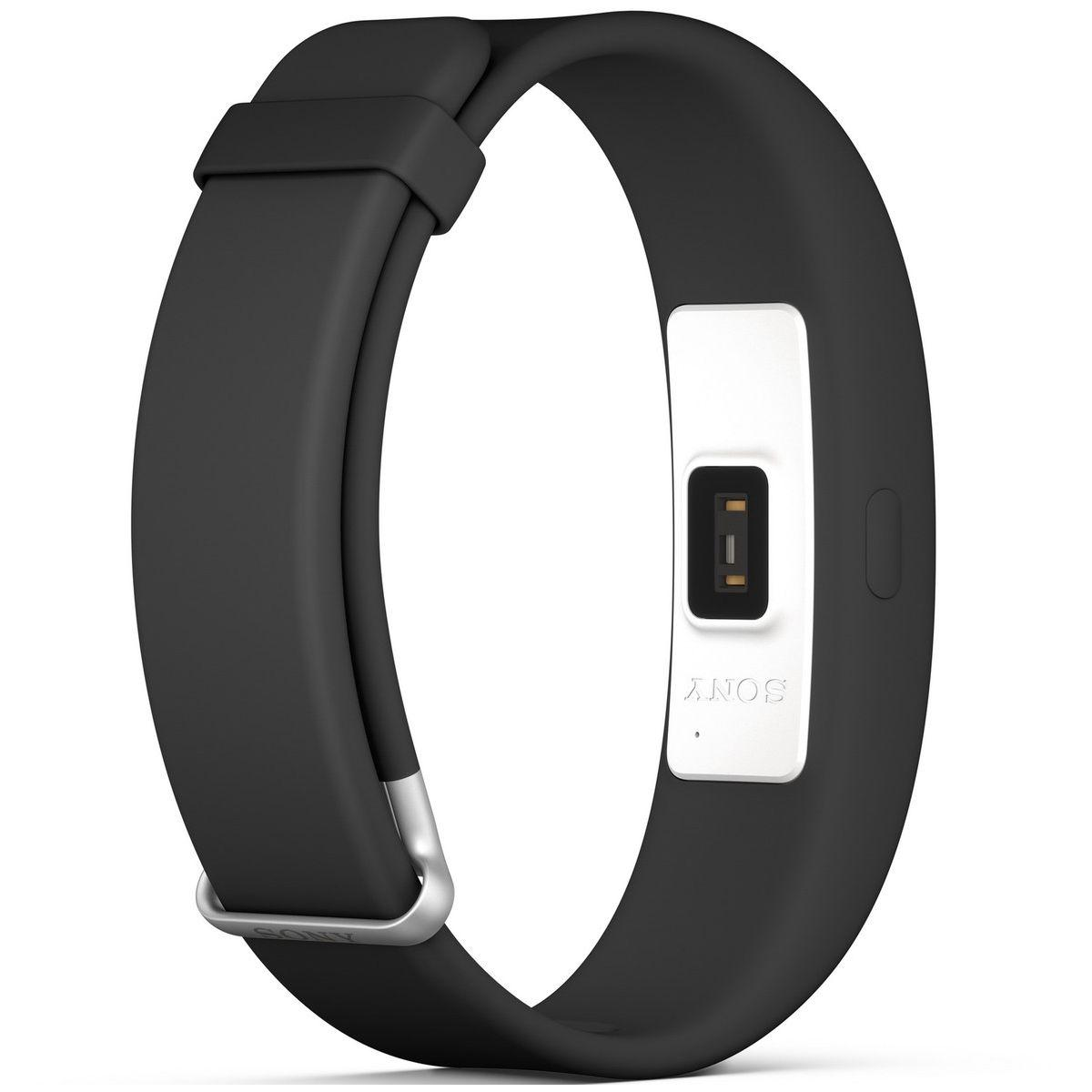 Montre sony smartband 2 noir - livraison offerte : code chronoff