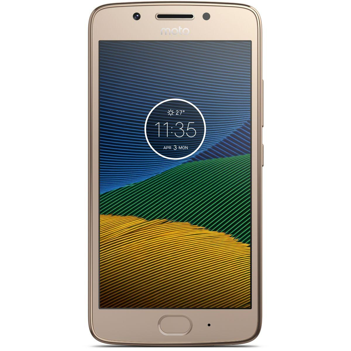 Smartphone lenovo g5 gold