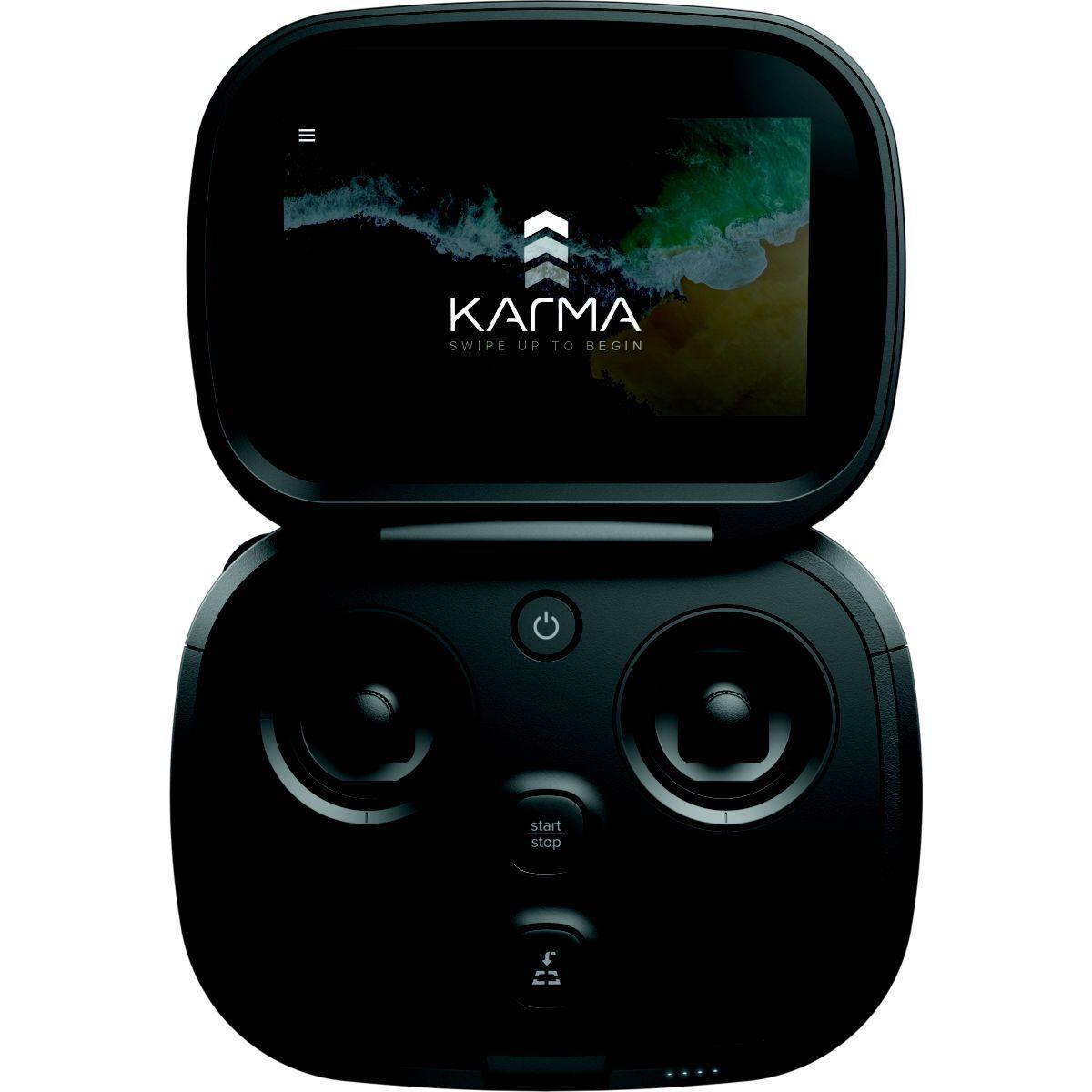 Acc. drone gopro contr�leur karma - 20% de remise imm�diate avec le code : green20