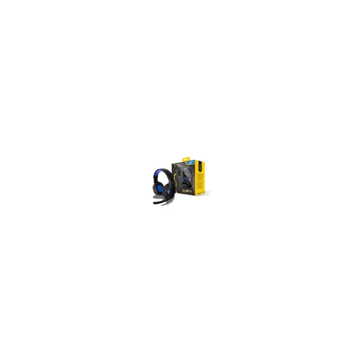 Casque + micro steelplay hp41 - 3% de remise immédiate avec le code : multi3
