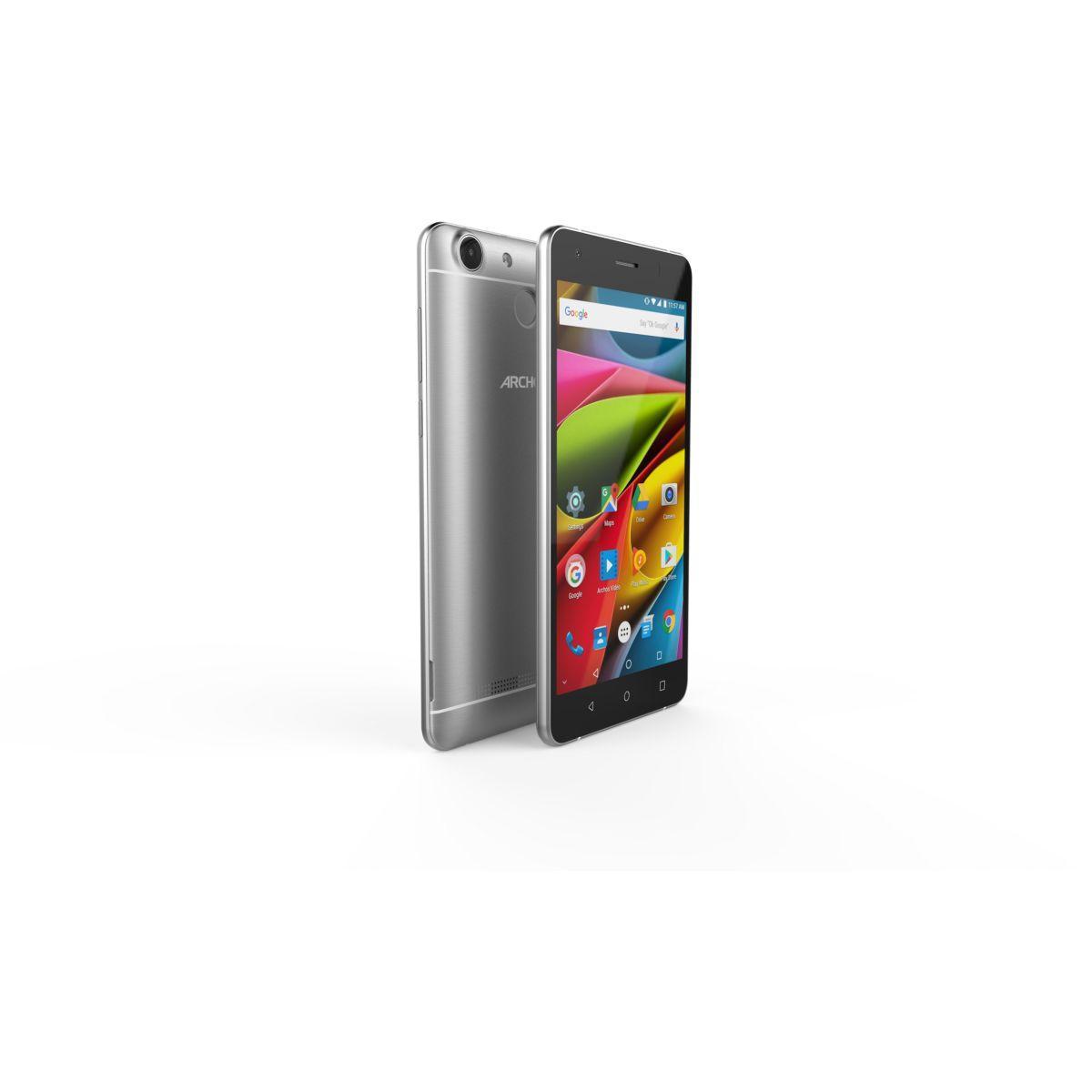 Smartphone archos 55b cobalt 16gb gris - 3% de remise immédiate avec le code : multi3