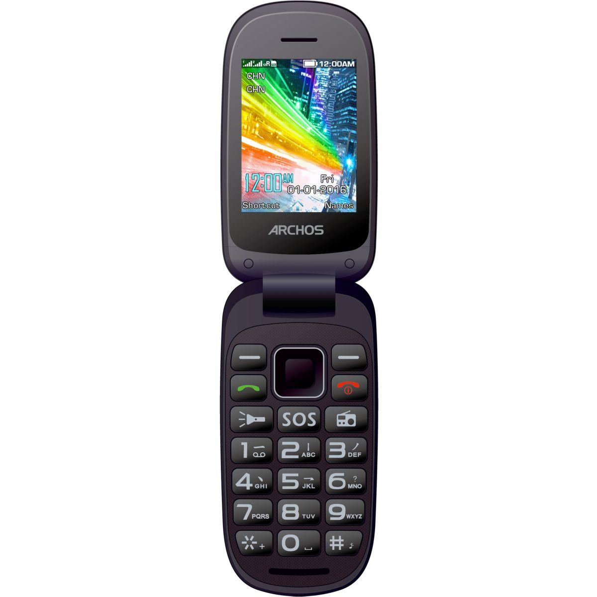 Mobile archos flip phone 2