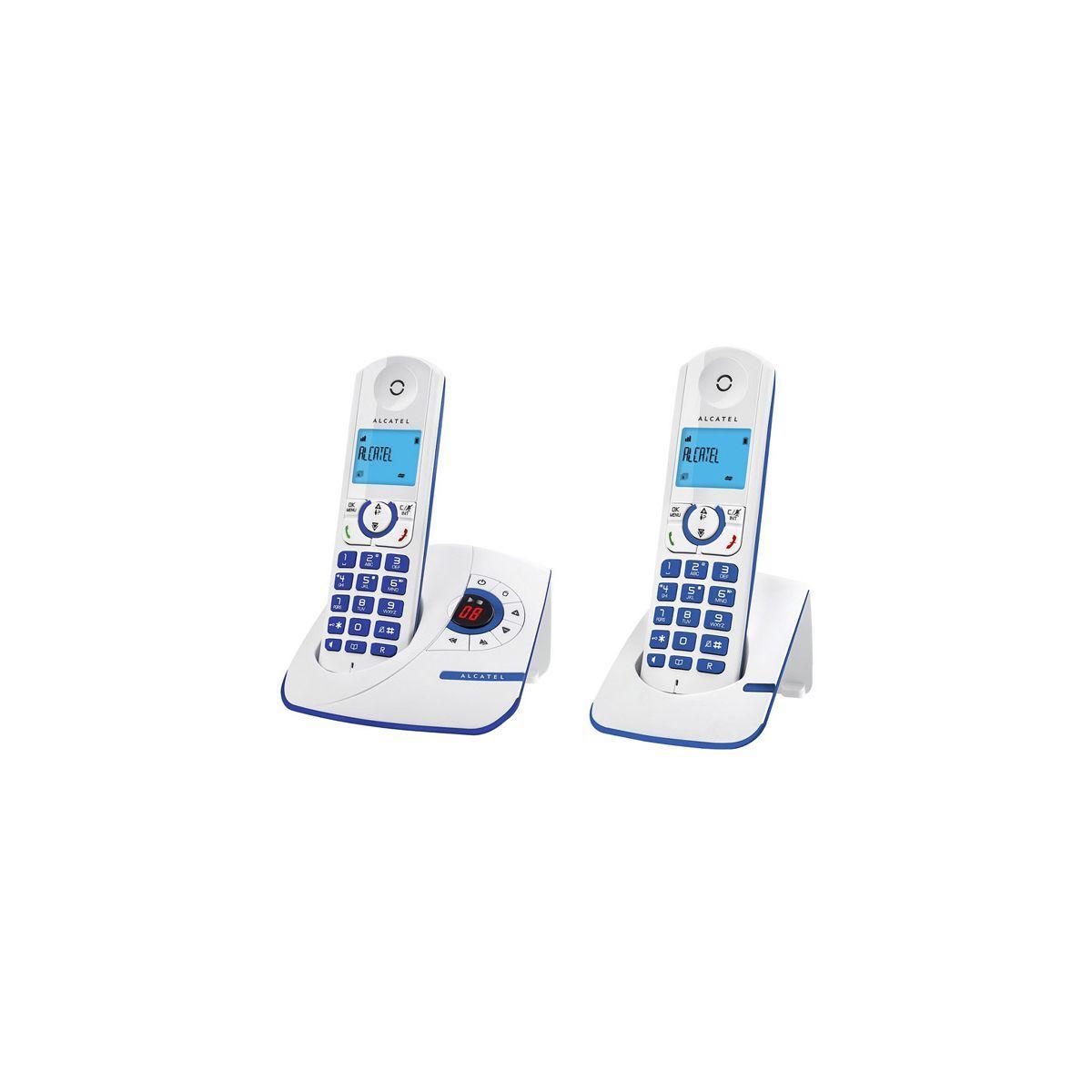 Pack alcatel f330 voice duo bleu - 20% de remise immédiate avec le code : multi20 (photo)