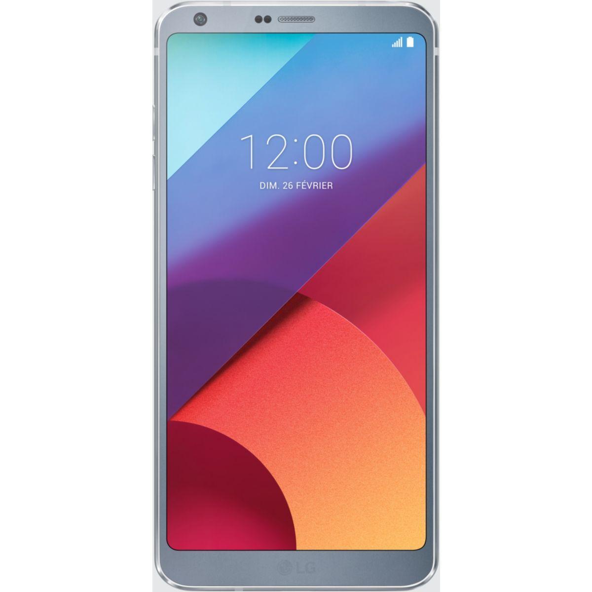 Smartphone lg g6 gris