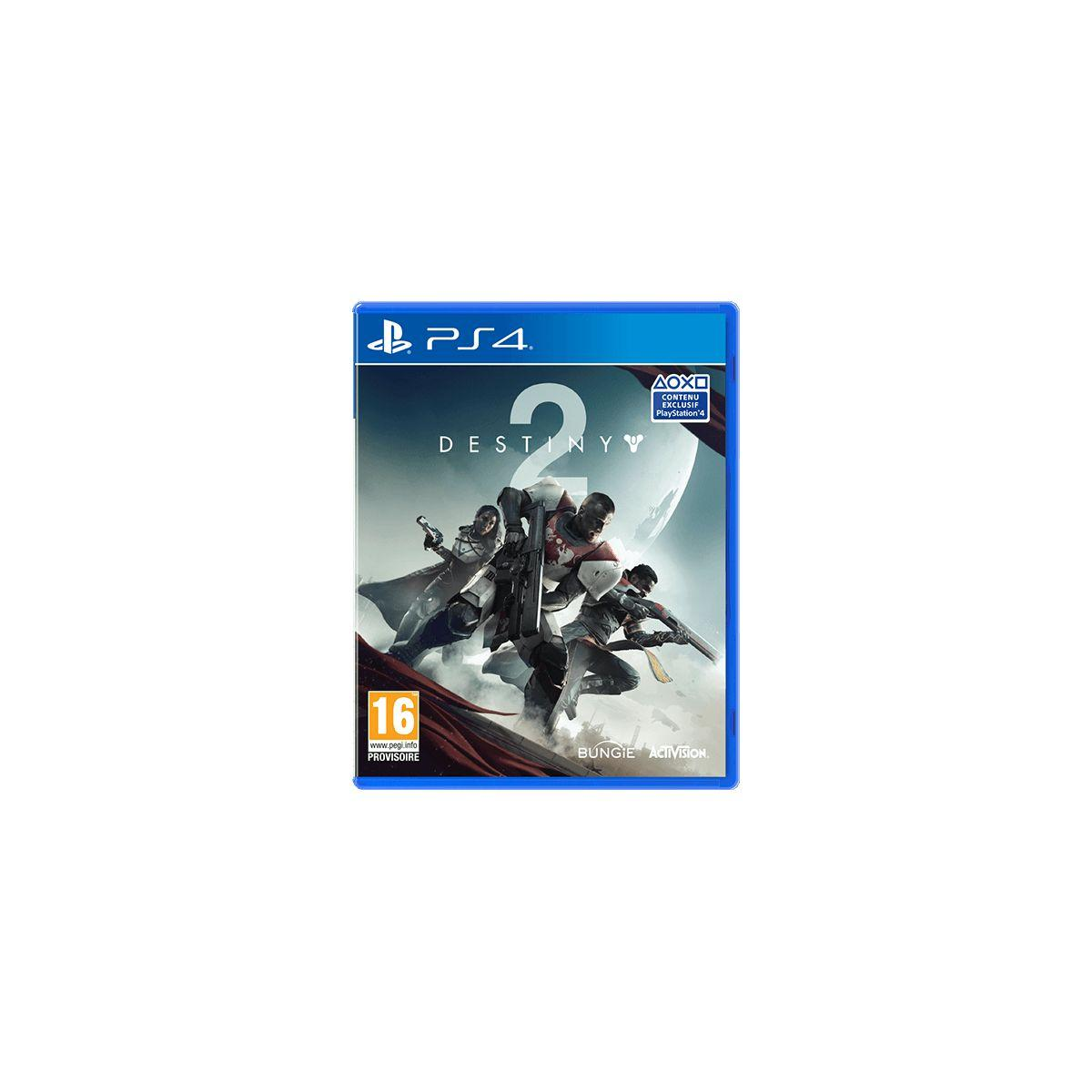 Jeu ps4 activision destiny 2 (photo)