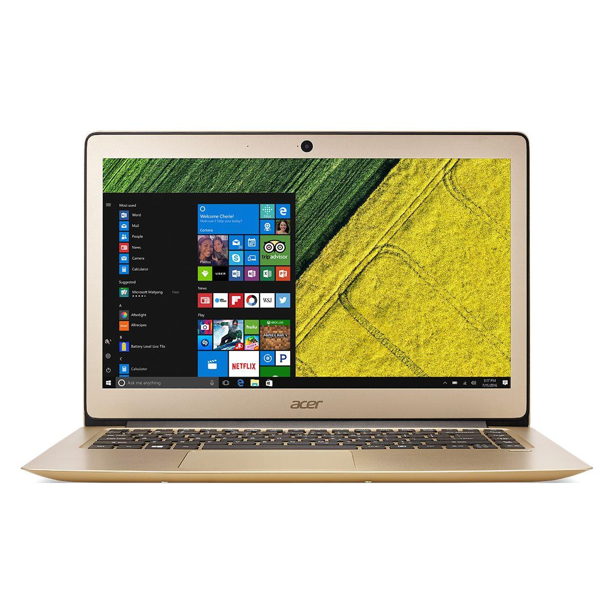 Portable acer swift sf314-51-35nw - 5% de remise : code multi5 (photo)