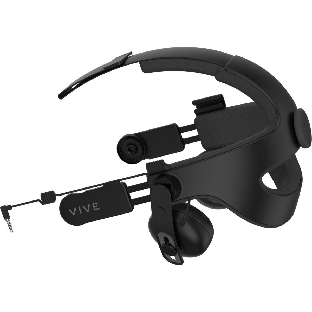 Serre t�te htc deluxe audio headstrap pour htc vive - livraison offerte : code liv (photo)