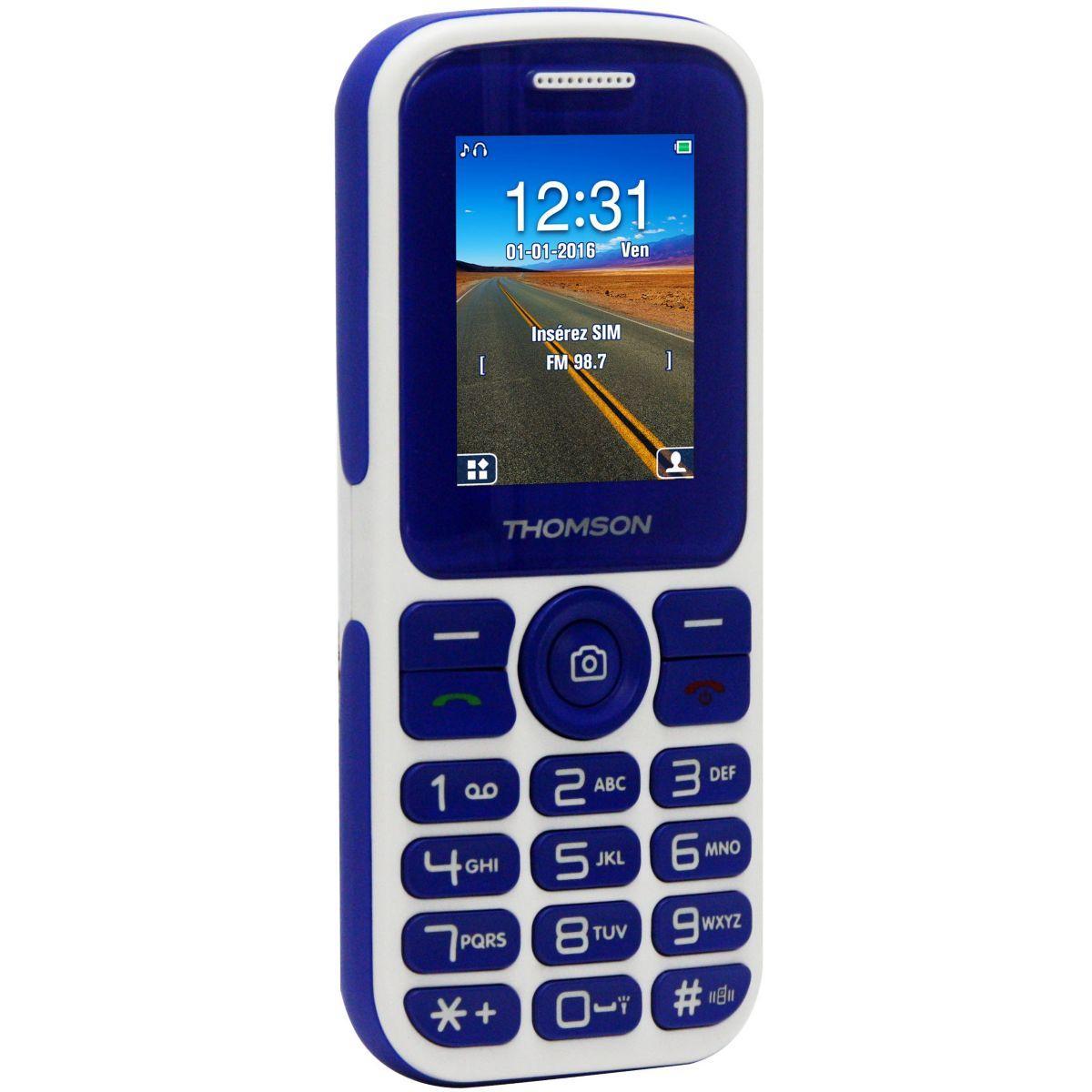 Mobile thomson tlink 18 bleu