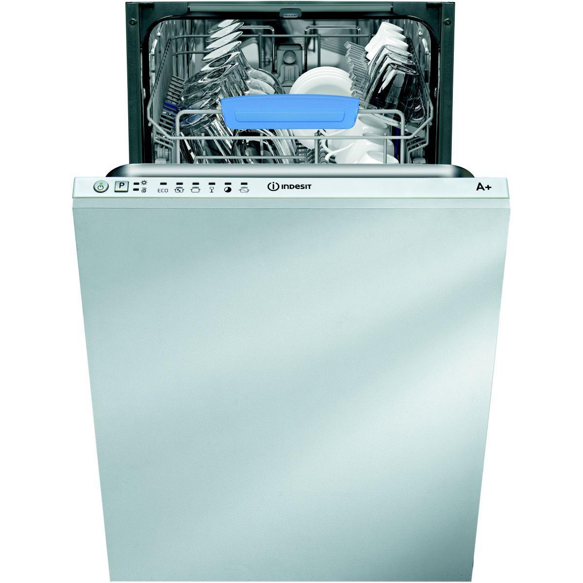 Lave-vaisselle full intégrable indesit disr16m19aeu - 2% de remise : code gam2