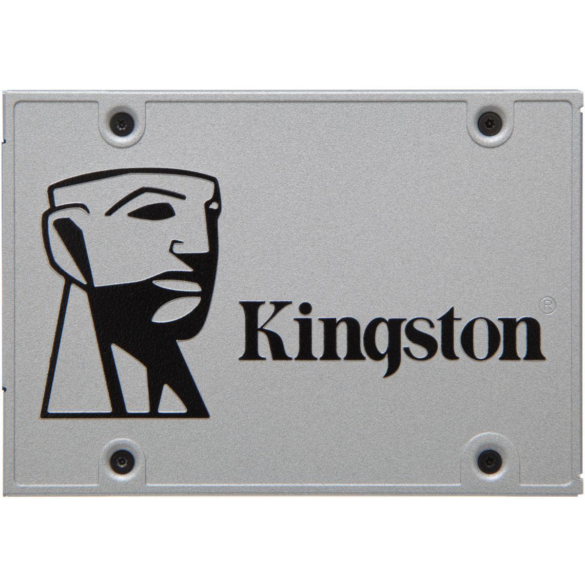 Disque ssd interne kingston ssd 240go - 2% de remise imm�diate avec le code : fete2