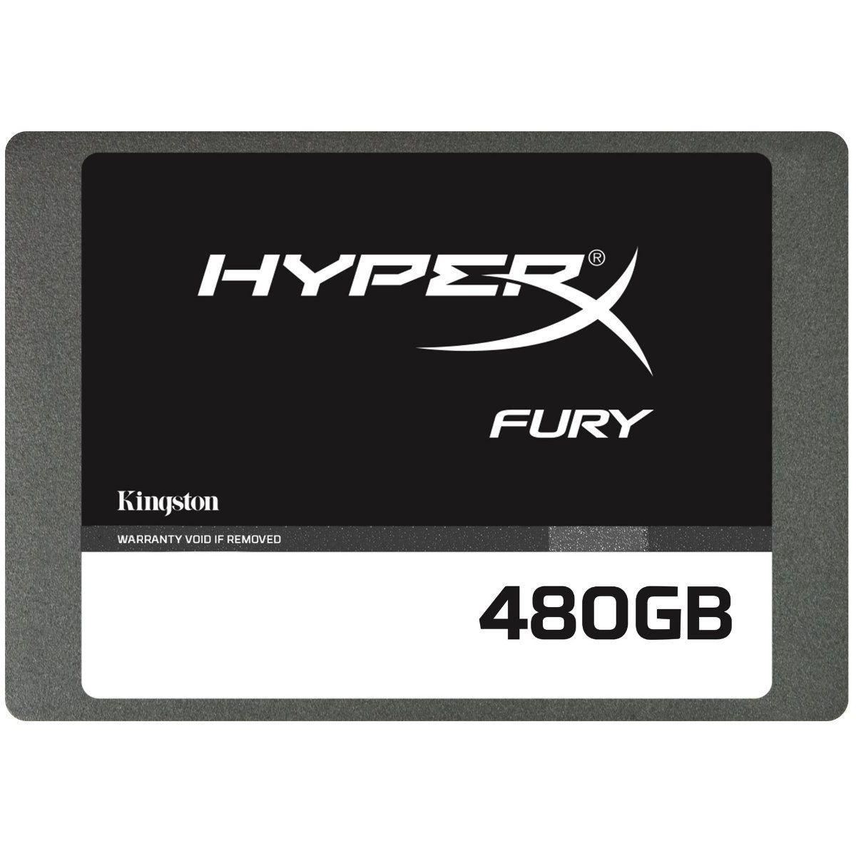 Disque ssd interne hyperx fury ssd 480go - 20% de remise imm�diate avec le code : fete20