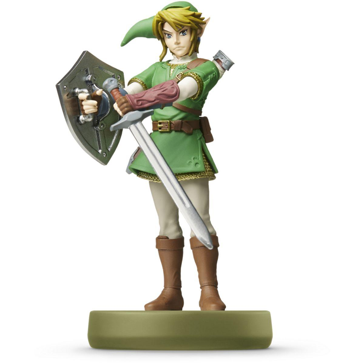 Figurine nintendo link (twilight princes - 2% de remise imm�diate avec le code : noel2 (photo)
