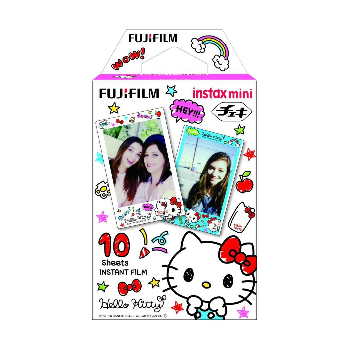 Papier fuji instax mini kitty 2 (10v)