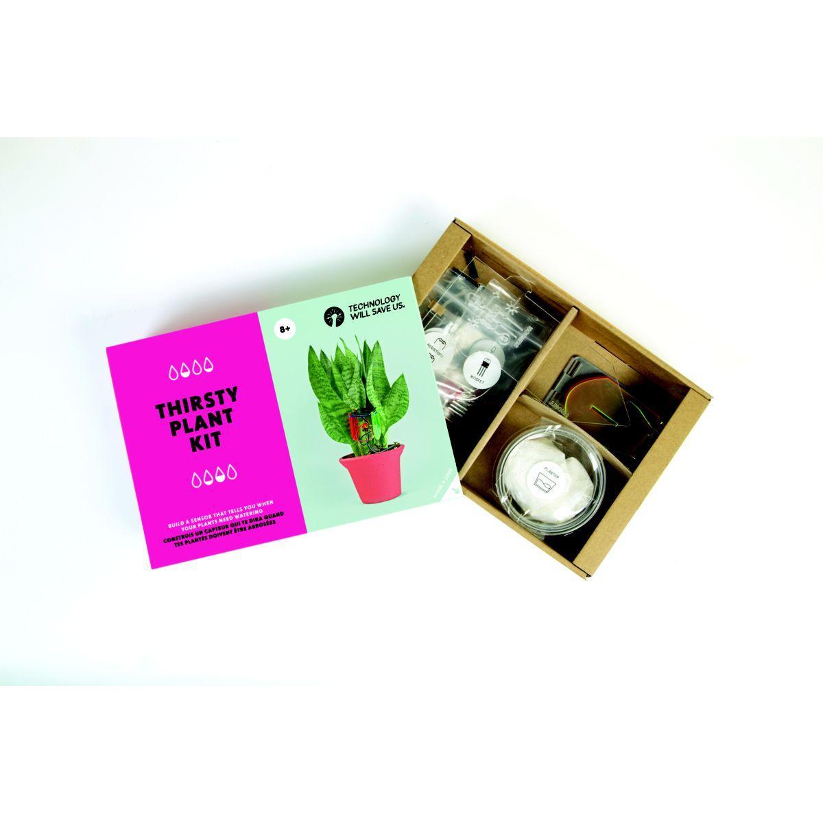 Jeu . thirsty plant kit - 5% de remise immédiate avec le code : cool5 (photo)
