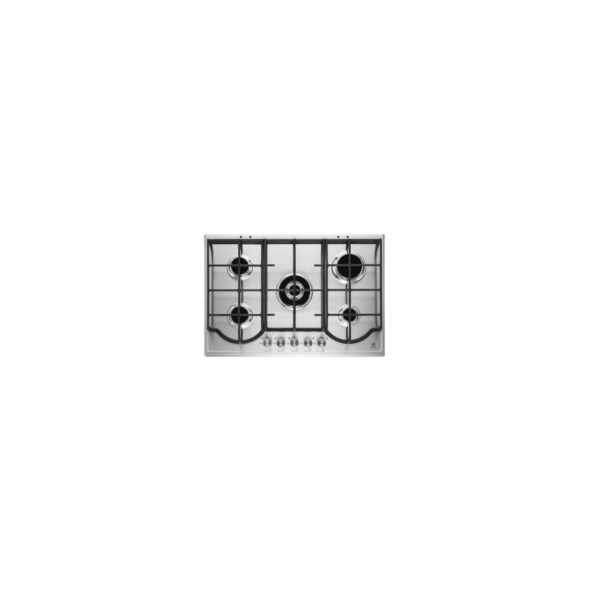 Table gaz electrolux egh7453box - 20% de remise imm�diate avec le code : gam20 (photo)