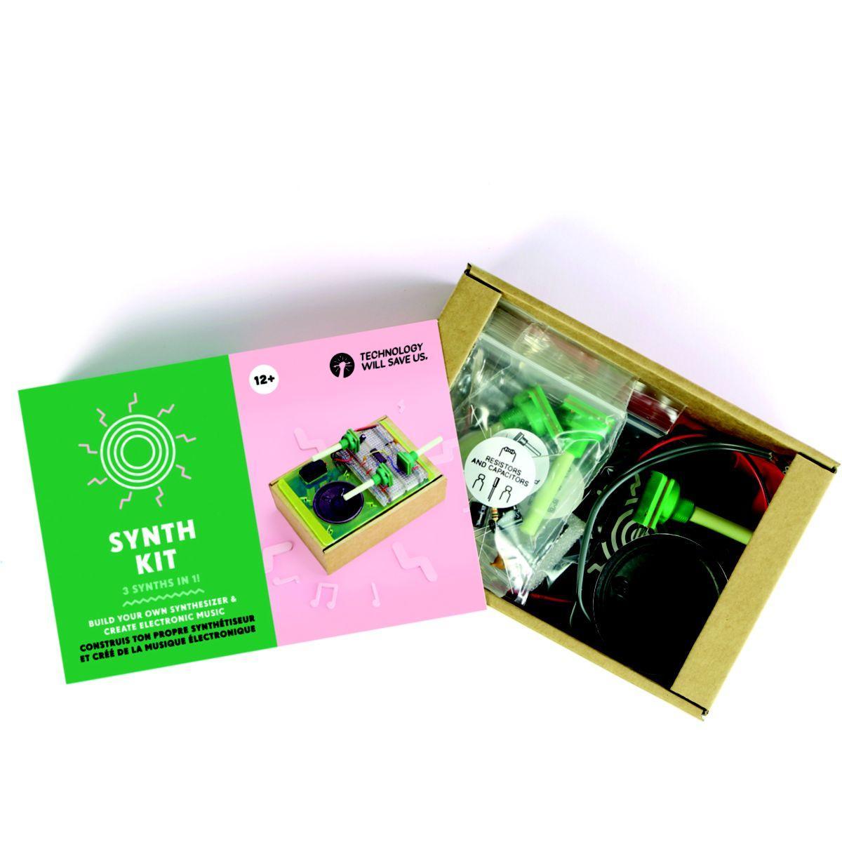 Jeu . synth kit dual - 5% de remise immédiate avec le code : cool5 (photo)
