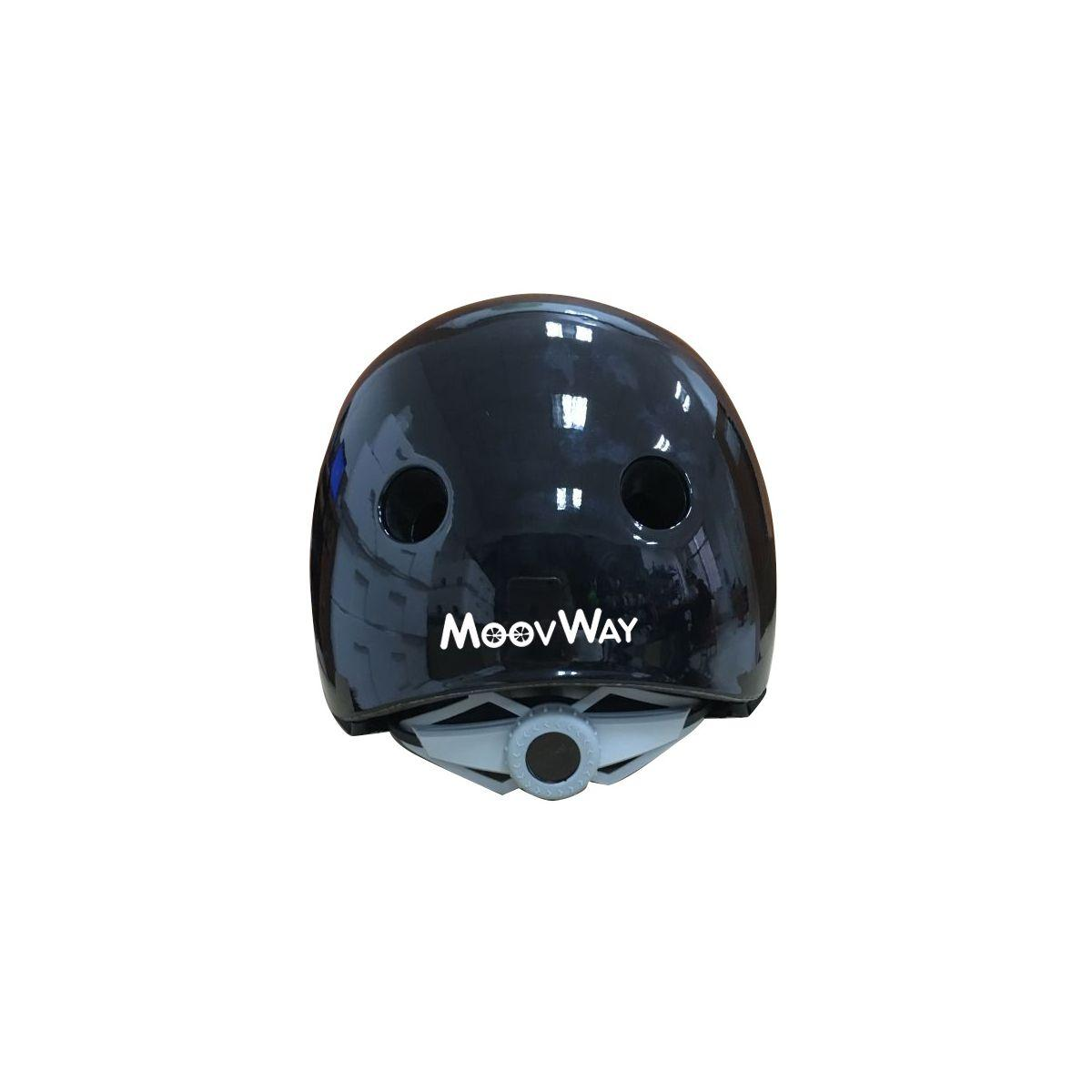 Casque moovway noir (photo)