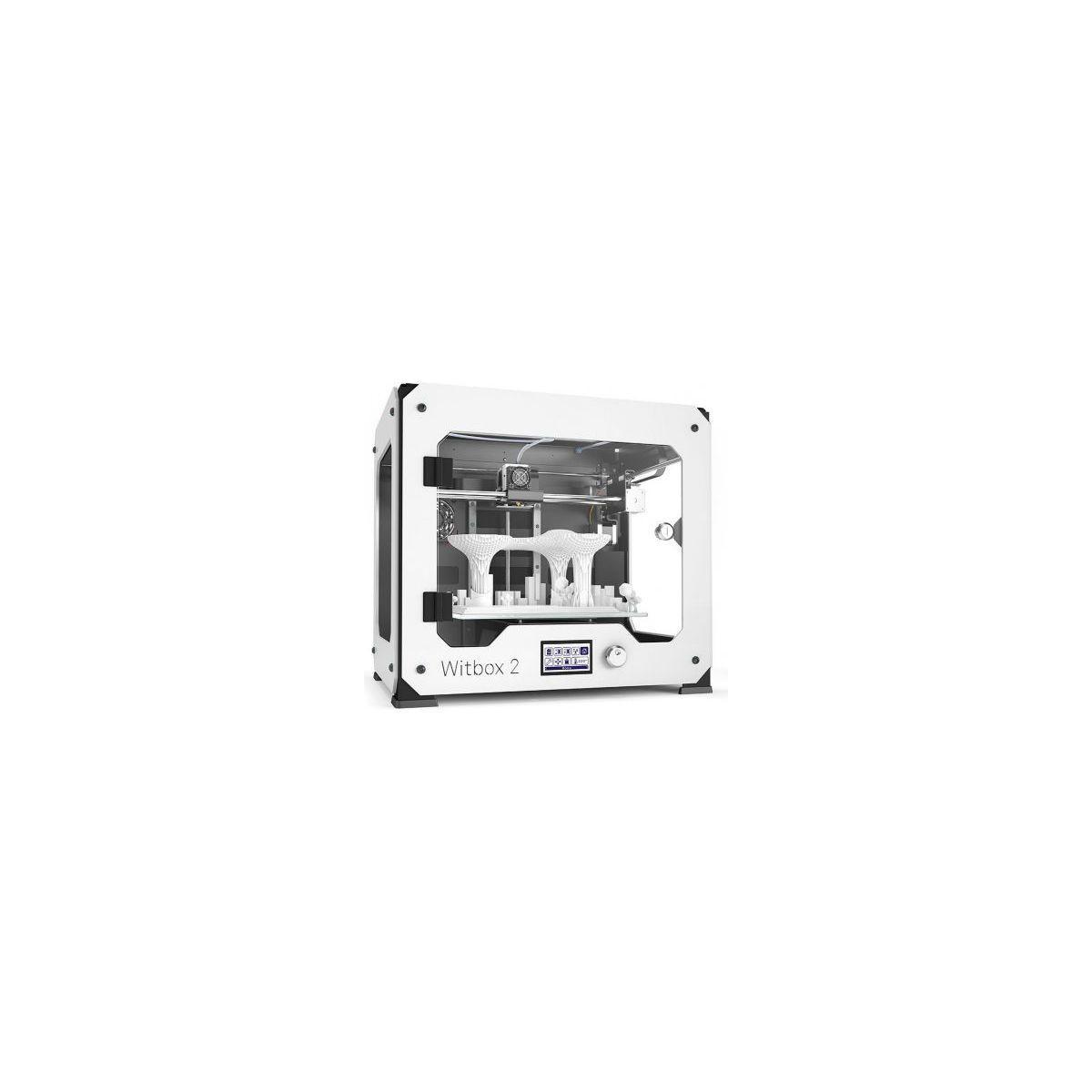 Imprimante 3d bq witbox 2 - 2% de remise imm�diate avec le code : deal2 (photo)