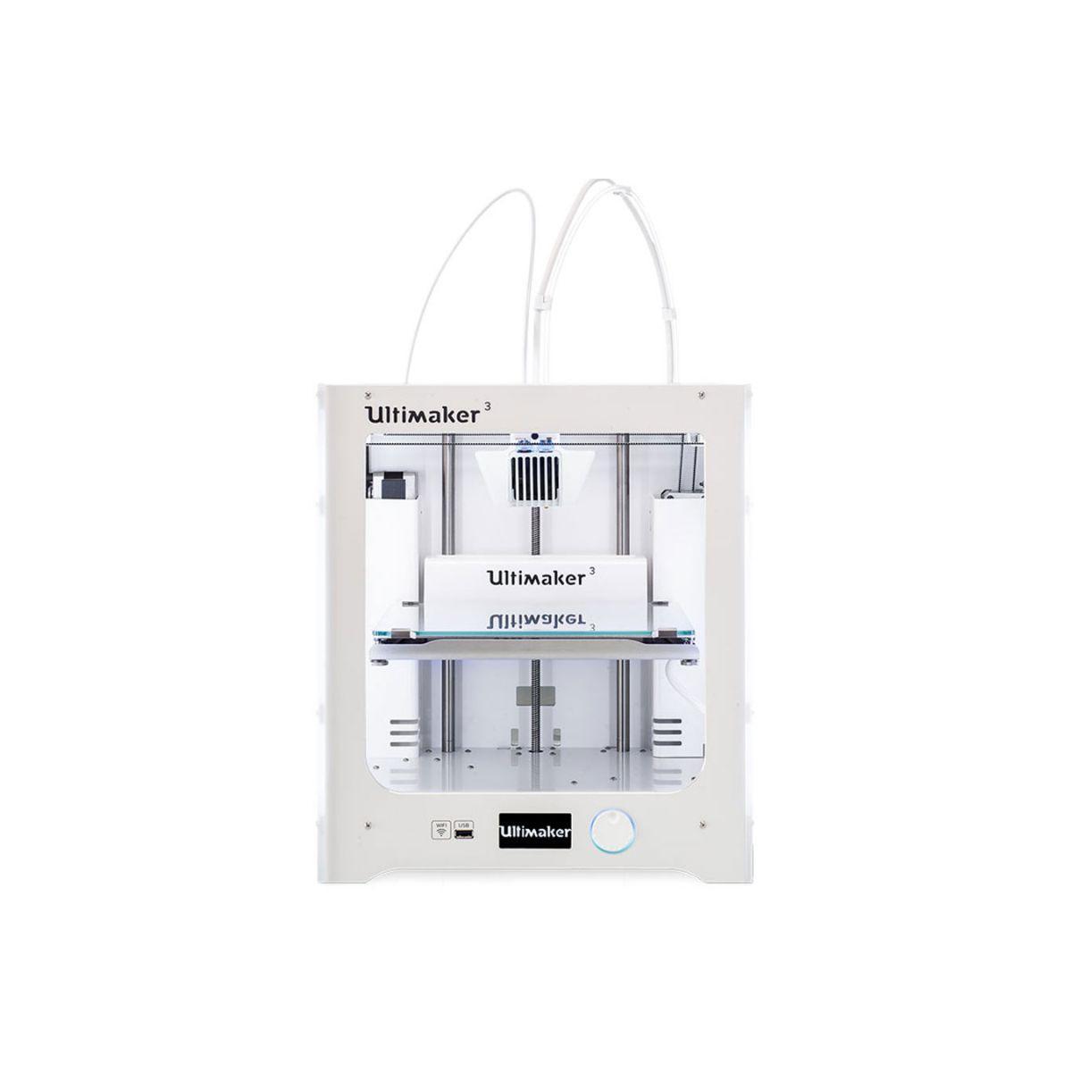 Imprimante 3d ultimaker 3 (photo)