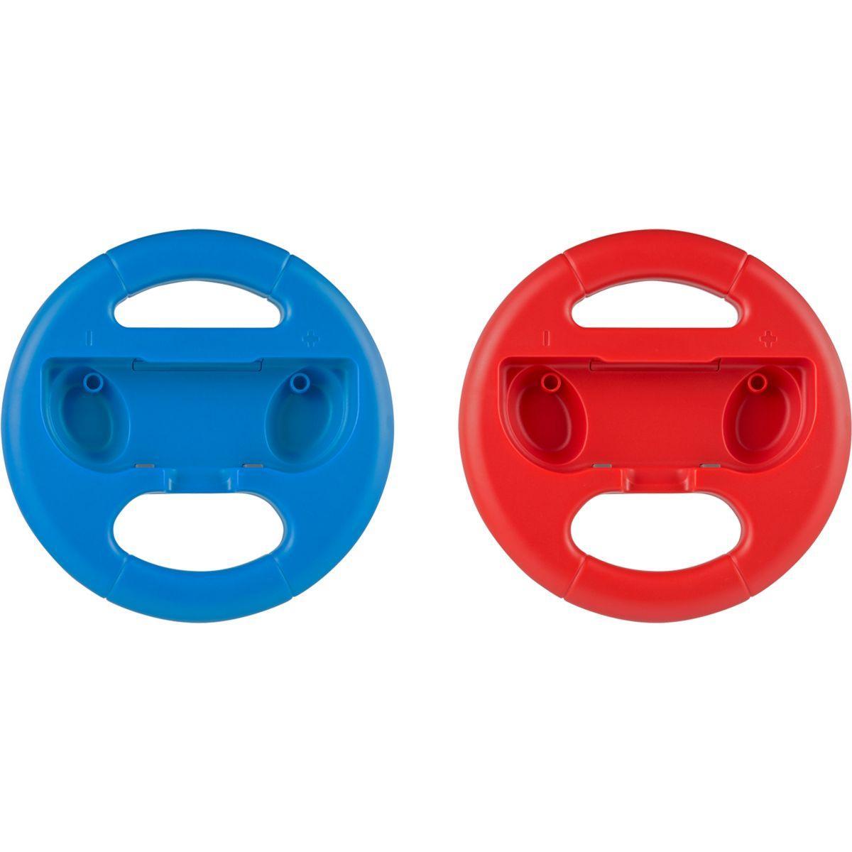 Acc. konix paire de volants pour switch (photo)