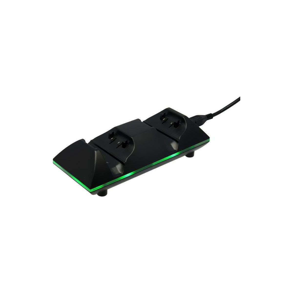 Acc. konix double station de charge + 2 - 10% de remise immédiate avec le code : cool10 (photo)