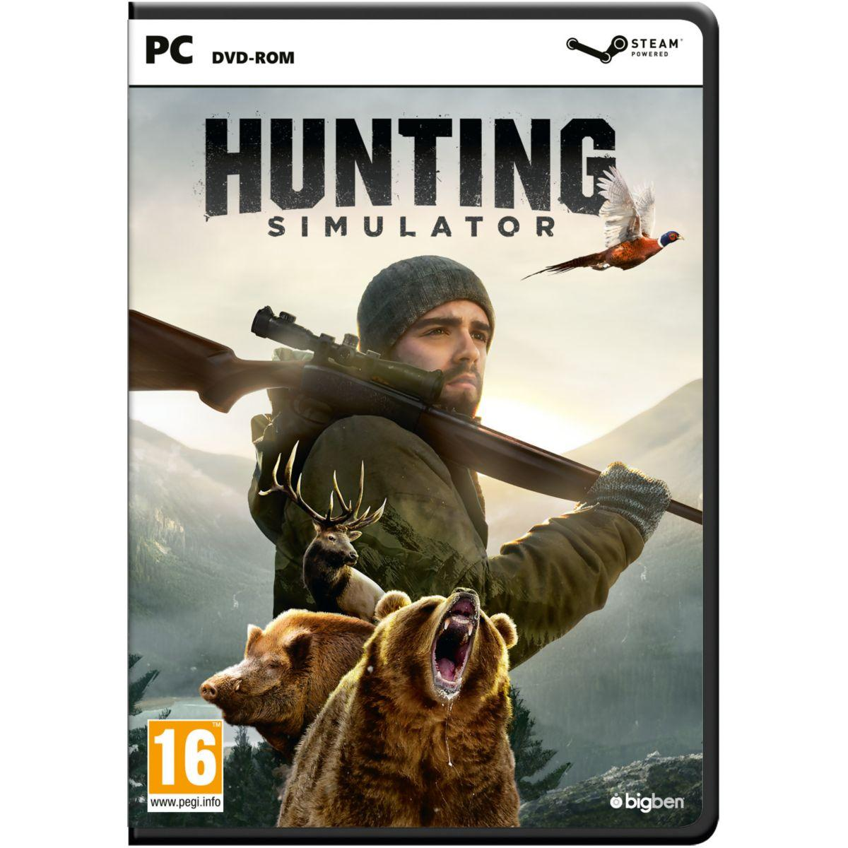 Jeu pc bigben hunting - 7% de remise immédiate avec le code : multi7 (photo)