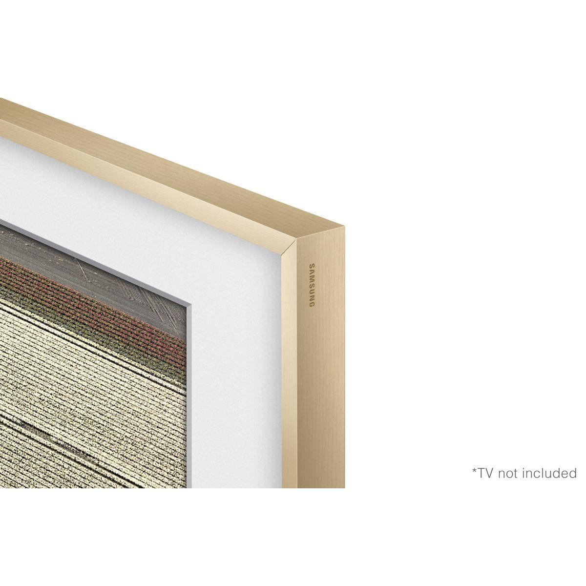 Cadre the frame samsung cadre vg-scfm55lw the frame light wood - 10% de remise imm�diate avec le code : fete10 (photo)