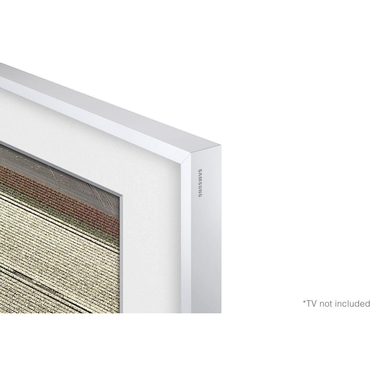 Cadre the frame samsung cadre vg-scfm55wm the frame white - 10% de remise imm�diate avec le code : fete10 (photo)