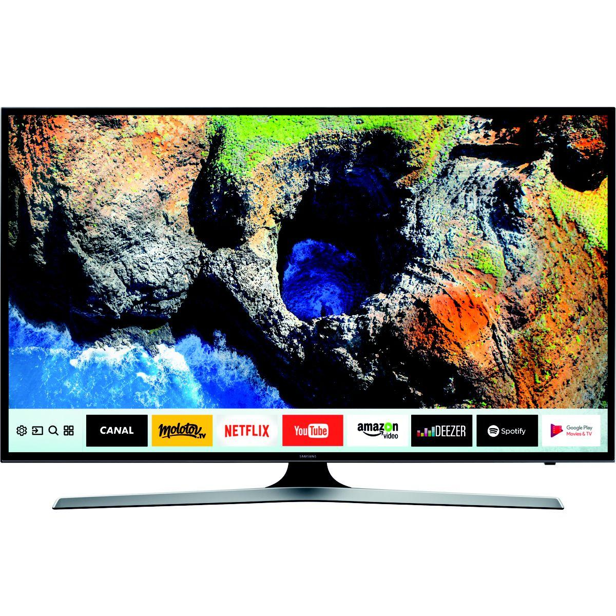 Tv samsung ue49mu6105 (photo)